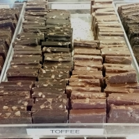 Bark Toffee in the store