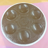 Gourmet Chocolate Passover Seder Platter