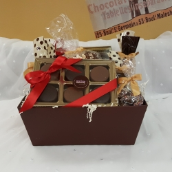 Christmas Gift Basket Large