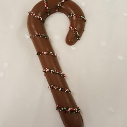 Christmas Chocolate Candy Cane