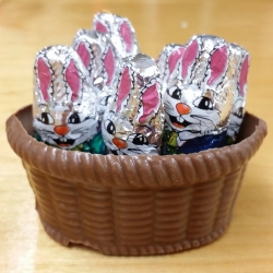 Gourmet Edible Chocolate Basket