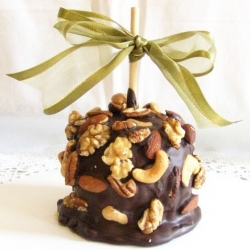 Gourmet Apple Going Nuts Theme