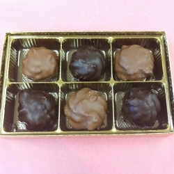 Gourmet Chocolate Passover Macaroons Boxed