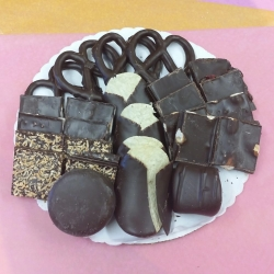 Gourmet Chocolate Passover Platter Small