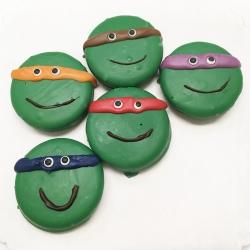 2018007 Ninja Turtles Cookies