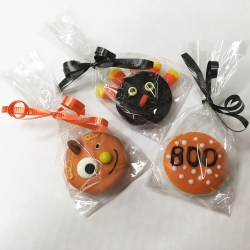 2018026 Fall Cookies Pumpkin Turkey Boo
