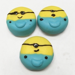 2018006 Minions Cookies