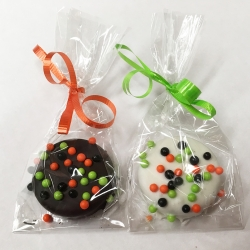 2018024 Fall Cookies Halloween Dots