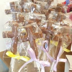Easter Communion Confirmation Cross Lollipops