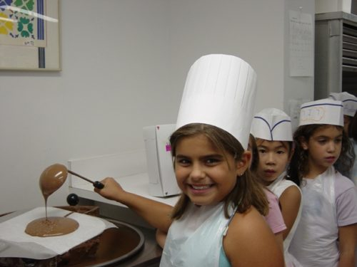 Matisse Chocolatier Private Party Room