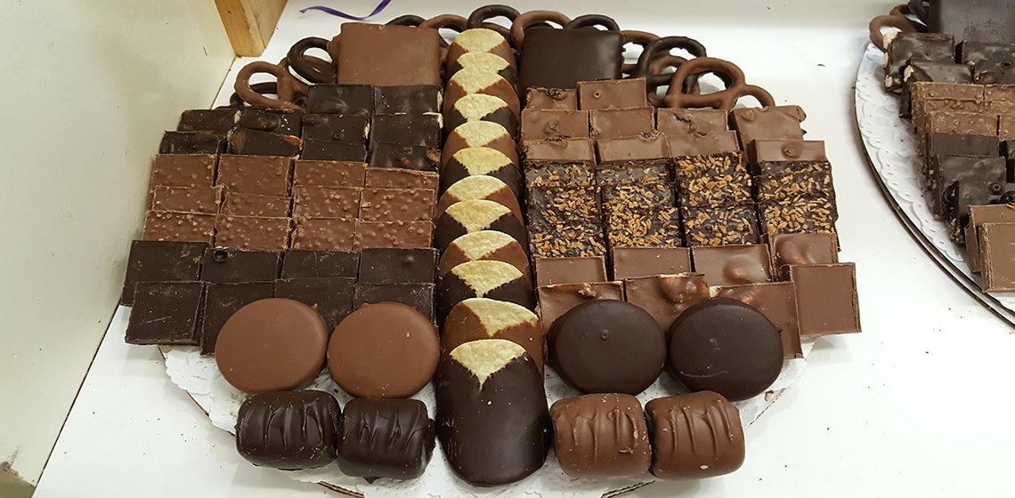 Matisse Chocolatier Gourmet Chocolate Platters Private