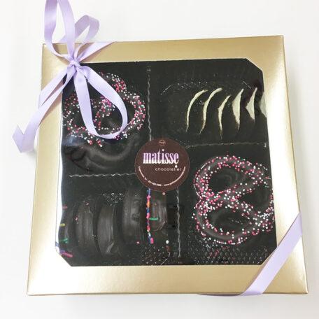 Boxed Snack Pack Dark Chocolate