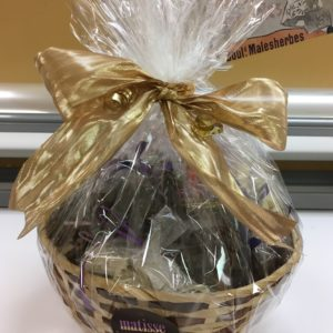 Large Chocolate Variety Gift Basket