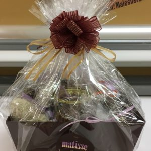 Medium Chocolate Variety Gift Basket